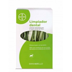 Sano & Bello Limpiador Dental Bayer