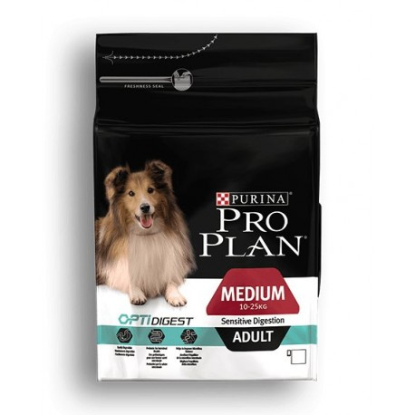 Purina Pro Plan Adult OptiDigest Medium