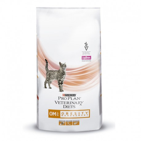 Purina Veterinary Diets OM Obesity Management para gatos