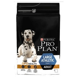 Purina Pro Plan Adult OptiHealth Large Athletic