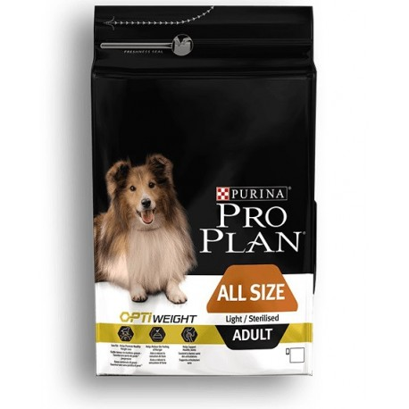 Purina Pro Plan Adult OptiWeight All Size
