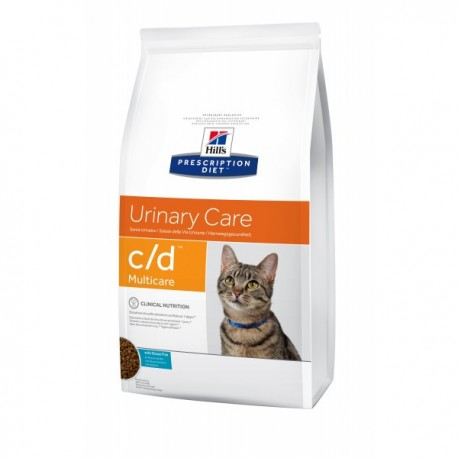 Hill's™ Prescription Diet™ Feline c/d Multicare con Pescado