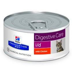 Hill's™ Prescription Diet™ Feline i/d Lata