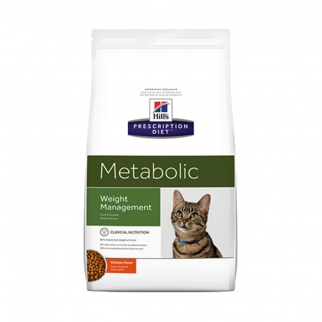 Hill's Prescription Diet Feline Metabolic Pérdida de peso