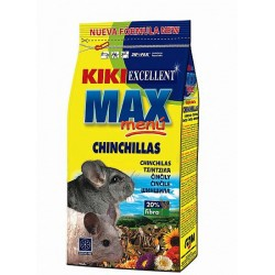 Kiki Max Menú Chinchilla