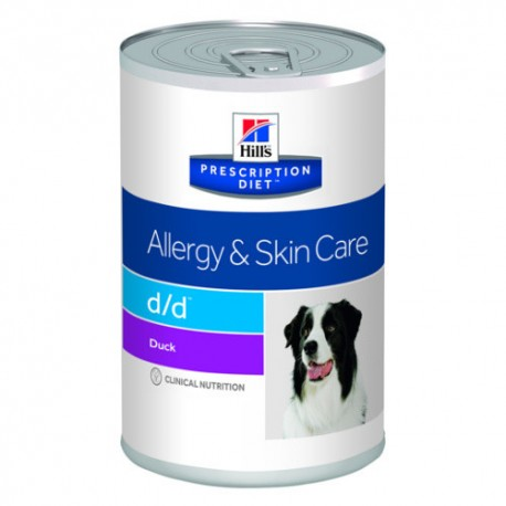 Hill's™ Prescription Diet™ Canine d/d con Pato Lata