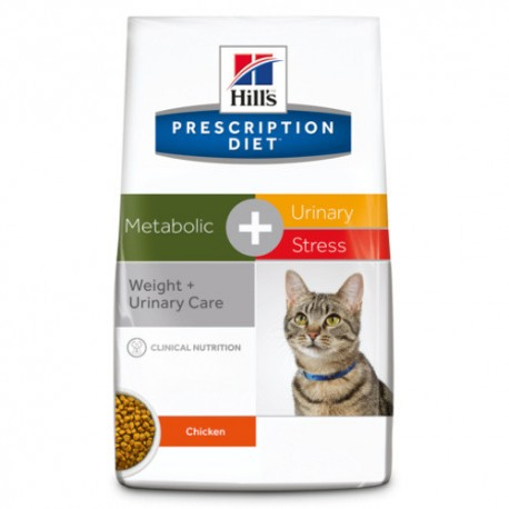 Hill's™ Prescription Diet™ Feline Metabolic Plus Urinary Stress