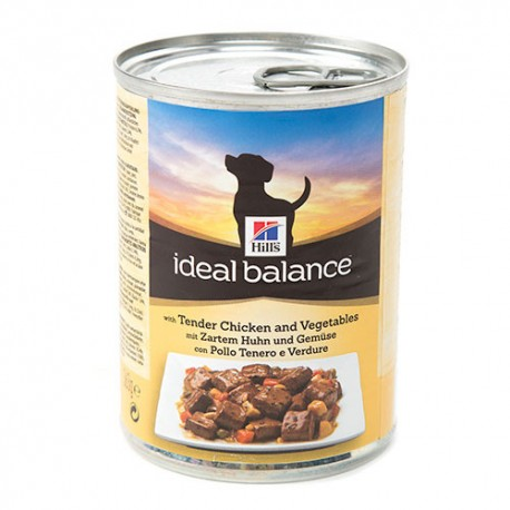 Hill's™ Ideal Balance™ Adult con Pollo y Verduras Lata