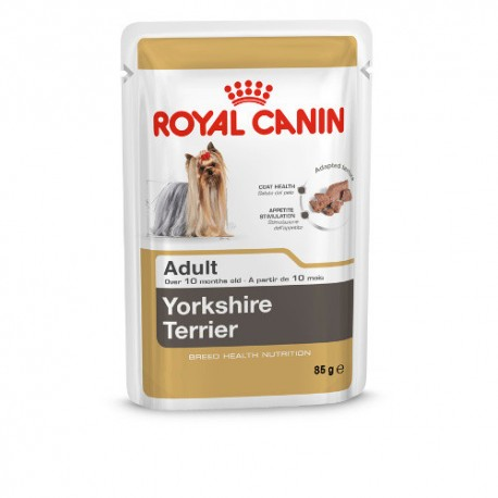 Royal Canin Yorkshire Terrier Adult Comida Húmeda