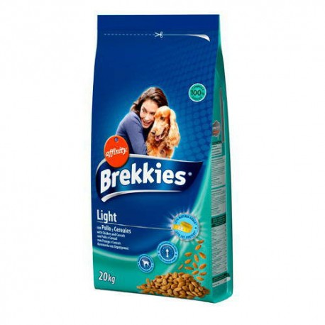 Brekkies Excel Dog Light pienso para perros