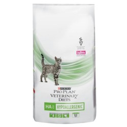 Purina Veterinary Diets HA Hypoallergenic para gatos