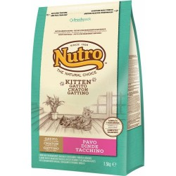Nutro Natural Chouce Kitten pavo
