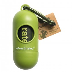 Dispensador de bolsas higiénicas perro Earth rated