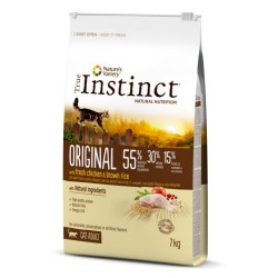 Pienso para gatos True Instinct Original con pollo