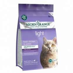 Arden Grange Adult Light Gato 4 kg