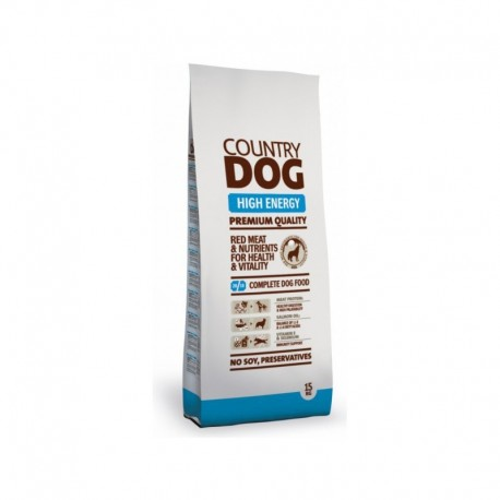 Country Dog Alimento Energy 15Kg