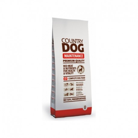 Country Dog Food Maintenance alimento para perros 15Kg