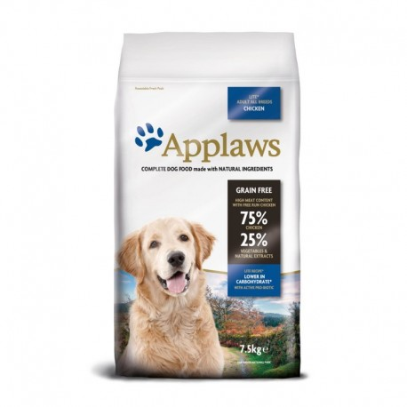 Applaws Light para perros adultos 7 kg