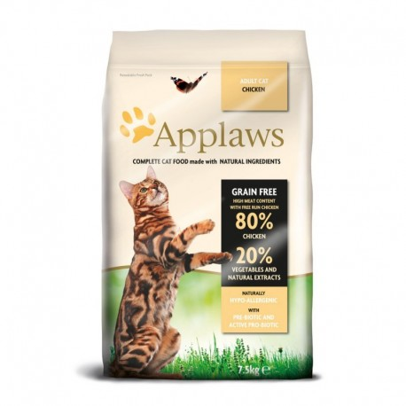 Applaws Gato Adult Pollo 7 kg