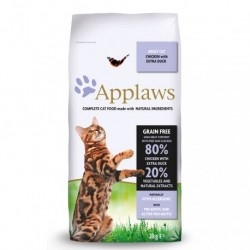 Applaws Gato Adult Pollo & Pato 7 kg