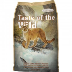 Taste of the wild Canyon River gatos