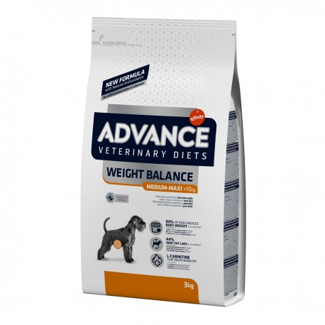 Affinity Advance Vet Diets Obesity Perros