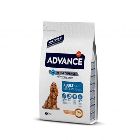 Affinity Advance Medium Adult Pollo