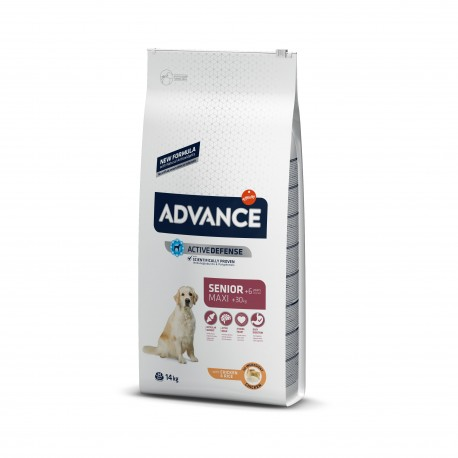 Advance Maxi Senior alimento perros 15 kg