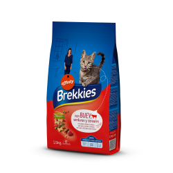 Brekkies Excel Cat Mix Buey 4 kg