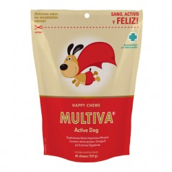 Vetnova Multiva Active Dog vitaminas 45 chews