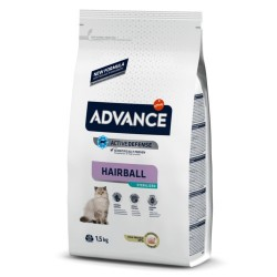 Affinity Advance Hairball con Pavo