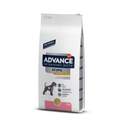 Advance Atopic Conejo y Guisantes 12kg