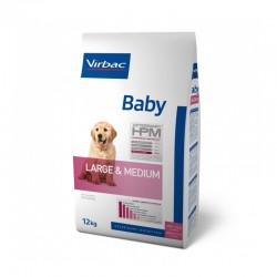 Virbac Veterinary HPM Baby Large-Medium 12kg