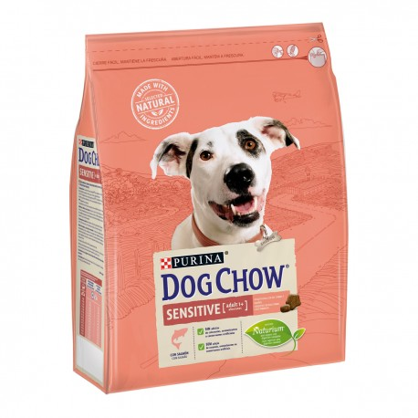Dog Chow Sensitve Salmón
