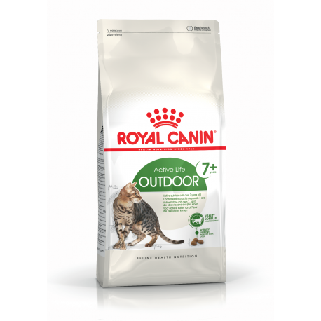 Royal Canin Feline Outdoor 7+
