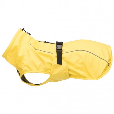 IImpermeable Vimy amarillo para perros