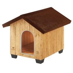 Caseta madera exterior Domus Medium Ferplast