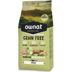 Ownat Prime Grain Free Adult Cat pienso para gatos