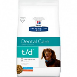 Hill's Canine t/d Dental Care 3kg