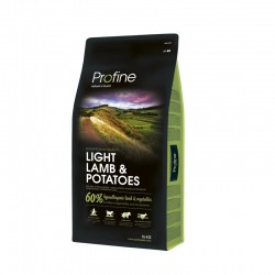 Profine Light Cordero y Patatas 15kg