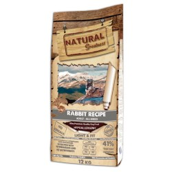 Natural Greatness Conejo Light & Fit 12kg