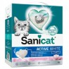 Sanicat Active White Lotus Flower 6L