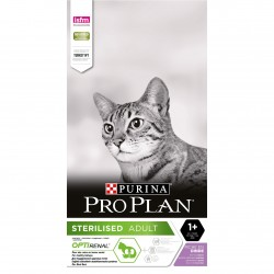 Purina Pro Plan Sterilised Gato Pavo