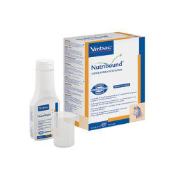 Virbac Nutribound Gatos 3 Botellas 150ml
